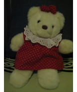 Vintage 1991 Commonwealth Valentine Bear - $20.00