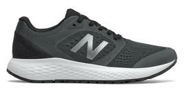New Balance 520v7 Women Grey Black White Walking Running Wide Shoes Size... - $139.99