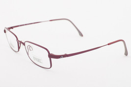 Adidas A973 40 6062 SLEEK Matte Burgundy Eyeglasses 973 406062 45mm - $68.11