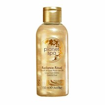 Avon Planet Spa Radiance Ritual Touch Of Gold Multi-Use Skin Moisturising Oil - $9.99