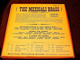 ARA The Mexicali Brass. Three complete mono long-playing record AA19-1501 Antiq image 7