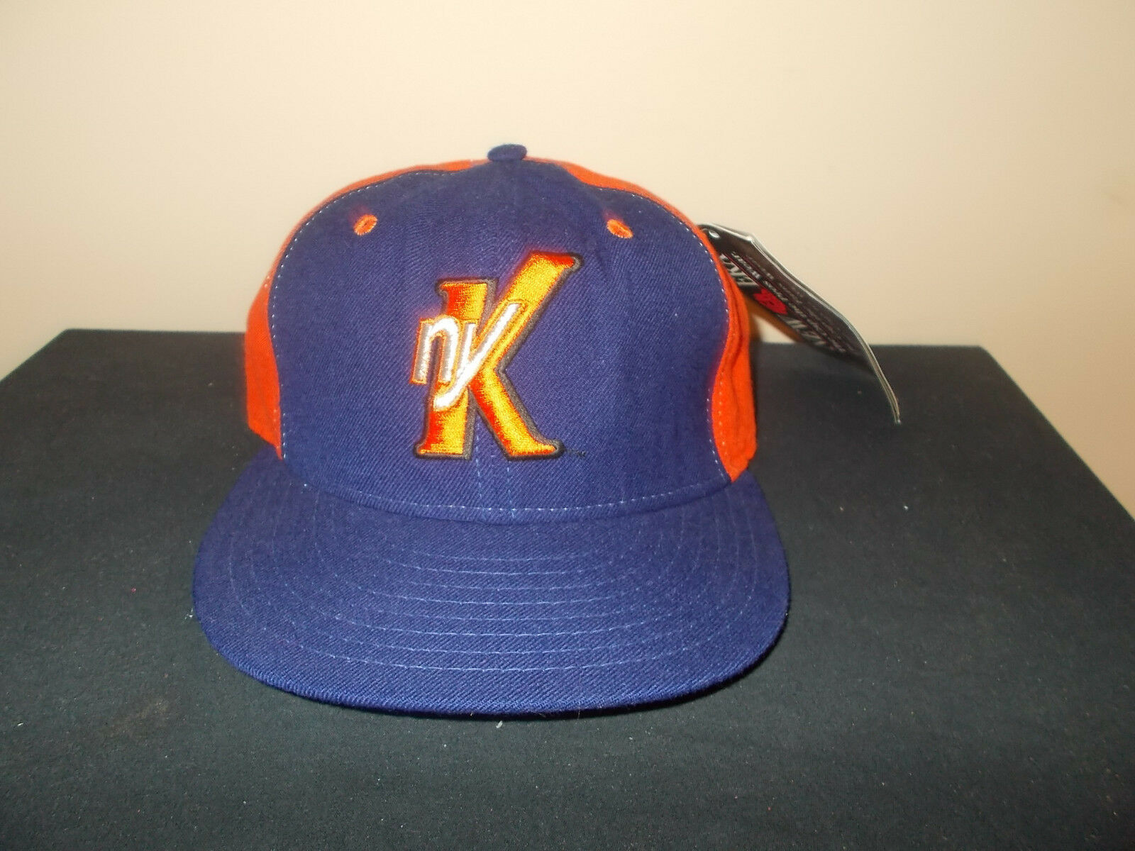 Primary image for Vtg-Rare 1990s Nueva York Knicks New Era Spike Lee Estilo 5950 Gorra Ajustada