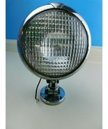 Old Vintage Unity Fire Truck Car Spot Light Lamp & Base Model S6 Rat Rod - $44.54