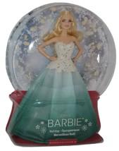 Barbie Holiday 2016 Aqua Gown Collector Doll European - $40.00