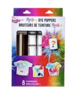 Tulip Mystery Dye Poppers, 10 Pieces-(8) Poppers, (1) Mallet, (1) Instru... - $17.95