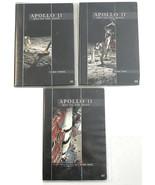 Apollo 11: Men on the Moon Good DVD Spacecraft Films 3 DVDS - $23.36