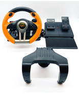 PXN V3II Pro Racing Wheel & Pedals For PS4 / PS3 / PC / XBOX / Nintendo ... - $74.10