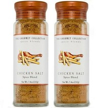 2 X The Gourmet Collection - Chicken Salt Spice Blends 5.46 oz - $28.99