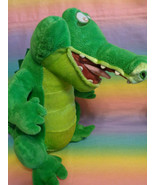 """Disney Store Genuine Original Authentic Peter Pan Tic Tock Croc 13"""" Plus... - $24.70"""
