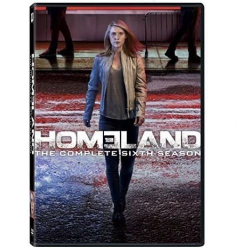 Homeland: Complete Sixth Season 6 [DVD Set New] TV Series
