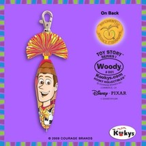 Toy Story Woody Figure Kooky Novelty Pen Keychain NEW UNUSED - $7.84