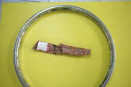 Genuine Honda XL125 XL185 XR200 Front Wheel rim 1.40x21 D.I.D NOS 44701-437-003 - $26.45