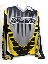 Beyond RaceWare NASCAR Series Racing Jersey Long Sleeve Mens Large NWT - $29.70