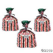 Casino Cellophane Bags - $2.61