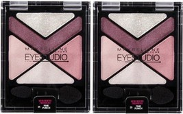 Maybelline EyeStudio Color Explosion Luminizing Eyeshadow PINK PUNCH #25 (PAC... - $19.99