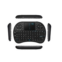Riitek Rii Mini i8 2.4GHz Portable Wireless Mini Keyboard USB With Touch... - $33.82