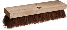 Magnolia Brush #110 Palmyra Fiber Deck Scrub Brush - Carton of 6 - $1.101,34 MXN