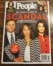 People Magazine 2018 SCANDAL Special Edition  - $10.99