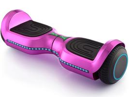 MotoTec Hoverboard L17 Pro 24v Lithium Battery 700w Dual Hub Motors 6.5 Wheels image 5