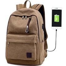 Hopesport X-05 Laptop Computer Backpack External USB Charge Port Headpho... - $38.82