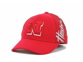 Nebraska Cornhuskers TOW Deja vu Stretch Fit NCAA Team Logo Large XL Cap... - $18.04
