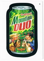 2006 Topps Wacky Packages Series 4 Brokeback Mountain Duo Trading Card 6... - $5.99