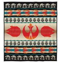 Pendleton The Last Jedi Jacquard Woven Blanket Throw 64x72 650 Limited E... - $490.58 CAD