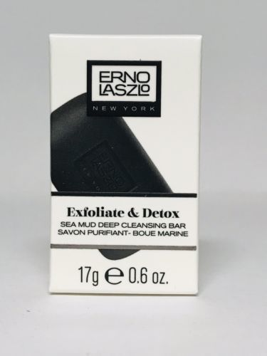 Erno Laszlo SEA MUD Deep Cleansing Bar SOAP Deluxe Sample/ Travel Size 0.6oz 17g - $12.99