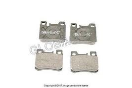 Mercedes (1986-1996) Rear Brake Pad Set Ate +1 Year Warranty - $55.95