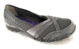Womens Skechers Relaxed Fit Cooling Memory Foam Comfort Shoe Gray Size 7... - $20.76