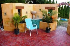 "12 Brick Patio Paver Molds & Supply Kit Make 100s 6""x12"" Brick Pavers or Tiles  image 11"