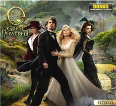Disney Oz the Great & Powerful Movie 19 Month 2014 Wall Calendar & Widge... - $7.84