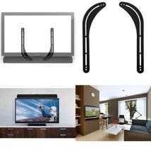 Fits 32-70 Inch Tv Sound Bar Bracket Mount For Samsung Sony Vizio Adjust... - $21.84