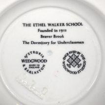 Wedgwood Ethel Walker School Ashtray Change Dish Beaver Brook Dormitory Simsbury image 7