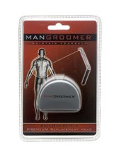 MANGROOMER Do-It-Yourself Electric Back Hair Shaver Premium Replacement Head image 2