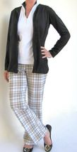 """20"""" Stylish Plaid Golf Skort with Attached Shortie - New - GoldenWear image 6"""