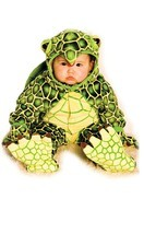 Underwraps Costumes Baby's Turtle Costume Jumpsuit, Green/Yellow, X-Larg... - ₨2,866.50 INR