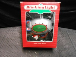 "Hallmark Keepsake ""Good Cheer Blimp"" 1987 Light Ornament NEW See Details   - $9.65"