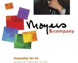 Moyers & Company: Inequality for All [DVD] [2013]