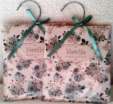 2 x Vanilla Wardrobe Scented Sachets for Wardro... - $3.45