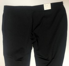 Calvin Klein Power Stretch Black Pants Women Sz 3X image 4