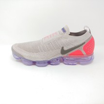buy online fafac 4f035 Nike Air Vapormax Flyknit Moc 2 Lune Particule Solaire Rouge Baskets FK ...  -