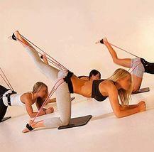 DINAPENTS Women's Fitness Booty Bands (20lbs), Adjustable Waist Belt image 4