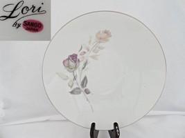 Sango Lori Round Vegetable Serving Bowl Porcelain - $23.75