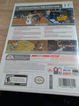 Nintendo Wii NBA Live 09: All-Play ~ COMPLETE image 3