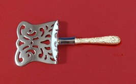 """Repousse by Kirk Sterling Silver Petit Four Server 6"""" HHWS  Custom Made - $59.00"""