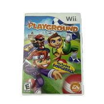Playground Nintendo Wii Video Game 2007 Electronic Arts Tested Complete - $8.95