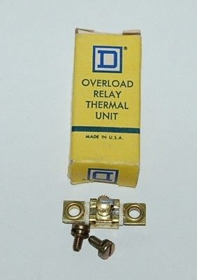 Square D A199 Overload Relay THermal Unit USA Made