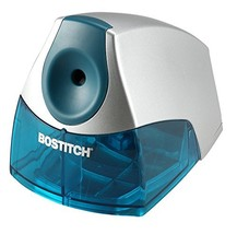 Bostitch Personal Electric Pencil Sharpener, Blue EPS4-BLUE - $14.83