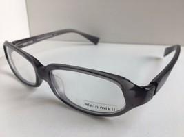 New High Fashion ALAIN MIKLI AL 0944 AL0944 0005 55mm Grey Eyeglasses Frame - $289.99